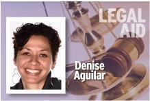 Legal Aid Denise Aguilar