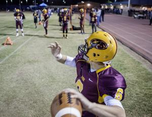 Mountain Pointe Football