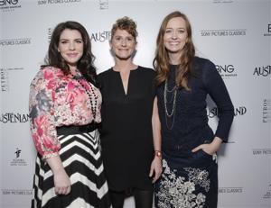 Stephenie Meyer, Jerusha Hess, Shannon Hale