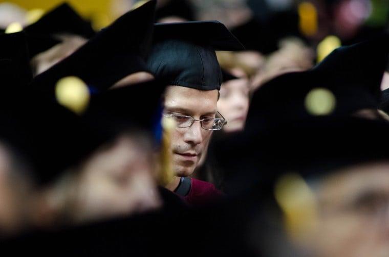 ASU Graduation Spring 2012