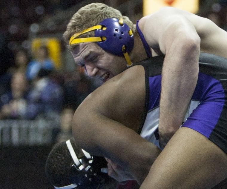 Wrestling: State Championships