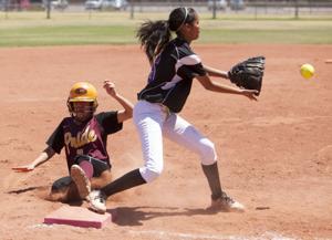 Softball: MP vs North Canyon