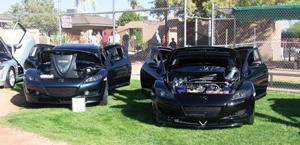 Food, toy drive begins Monday for annual car show in AF