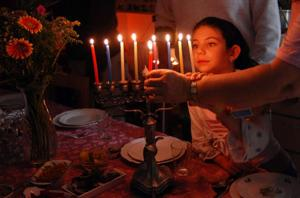 Chanukah is much more than the traditions that accompany the eight days and nights.