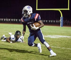<p>American Leadership Academy running back Jermiah Boyd is one of the state's leading rushers with more than 1,000 yards rushing.</p>