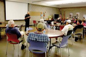 Phoenix Police Department quarterly Tukee Talk