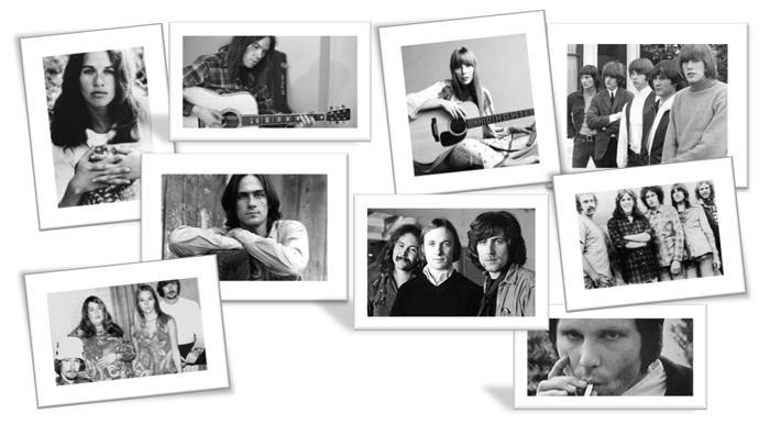 Laurel Canyon musicians