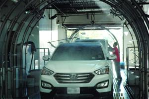 Best of Mesa 2014 Car Wash: Classic Car Spa