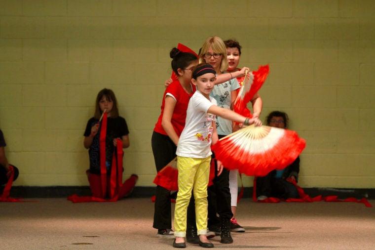 Coronado Elementary School celebration