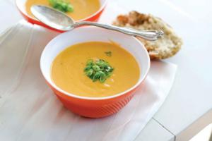 Food-Carrot Soup