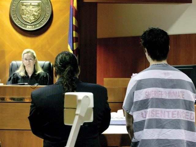 Woodard sentenced to life in prison