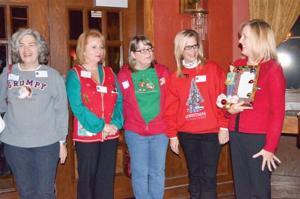 Main Street Holiday Mixer