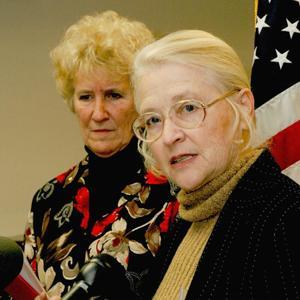 Rep. Judy Burges, R-Skull Valley