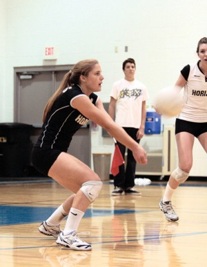 2009 season sees Horizon girls soar to new heights