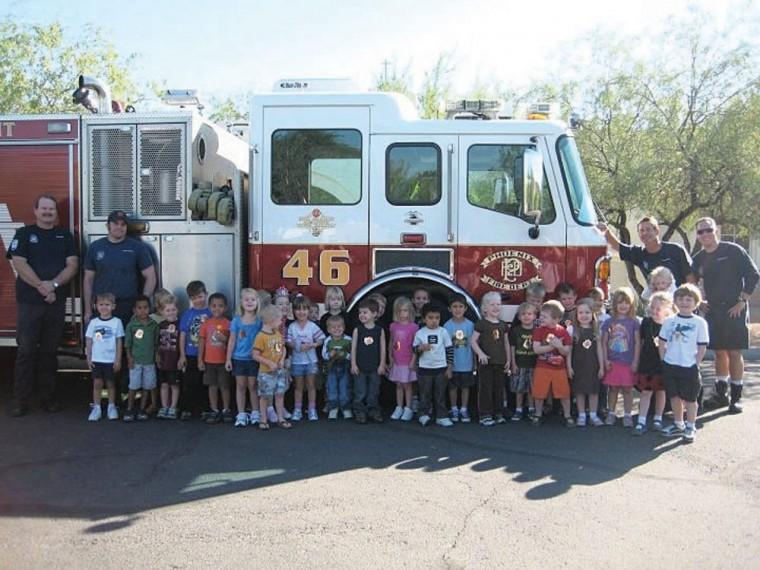 Children of Hope receives new sprinkler system