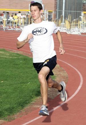 Desert Vista track