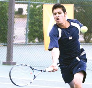 Thunder boys tennis wants it all this year