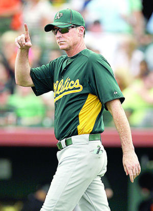 Bob Melvin