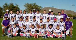 South East Valley Junior Midget and Pee Wee Wildcats