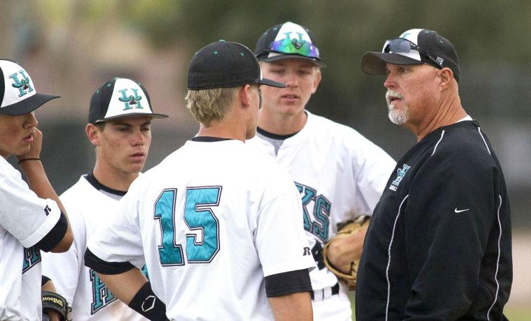 Baseball: Desert Vista vs Highland