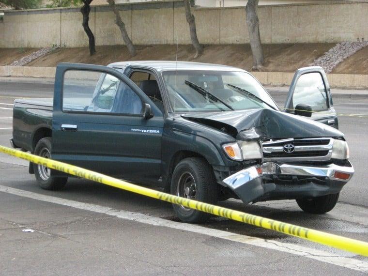 Fatal car collsion