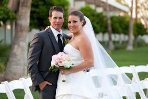 Seann and Stefanie (Simmerman) McGinnis marry