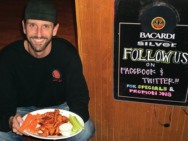 CK's Tavern offers coupons over Twitter
