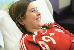 Akimel student partially paralyzed playing soccer
