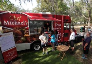 Food Truck for Dogs