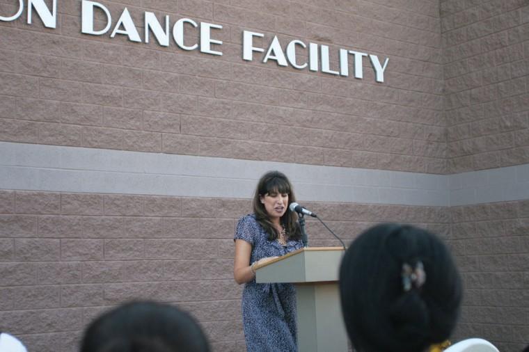 Pam Olsson Dance Facility