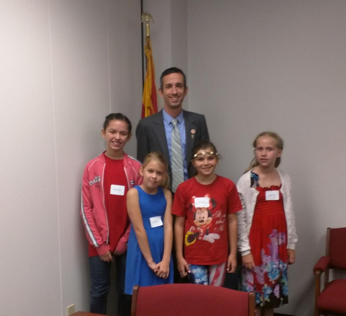 State Sen. Sean Bowie was all smiles two weeks ago when some Kyrene School District children  visited the Capitol, but he wasn't smiling last week when the Senate expanded school vouchers.