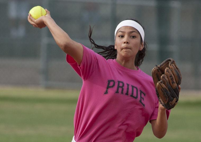 Softball: MP vs DV