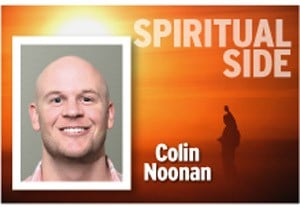 Spiritual Side Colin Noonan