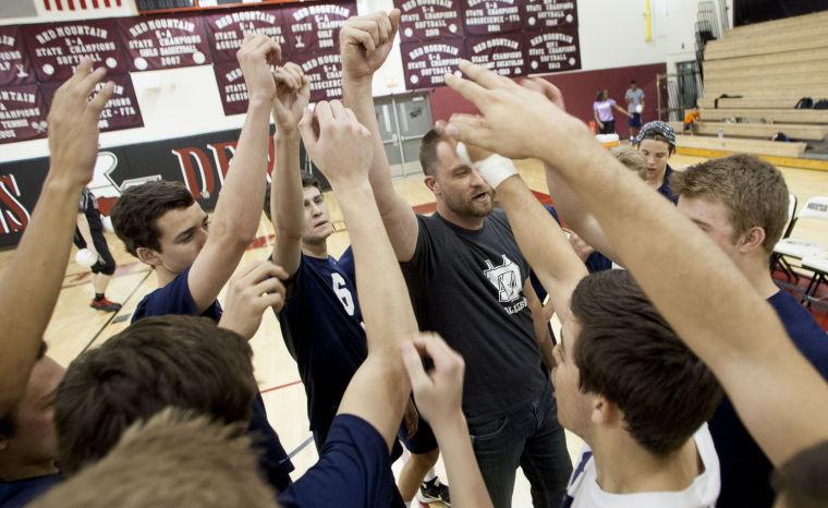 Volleyball: DV vs Red Mountain