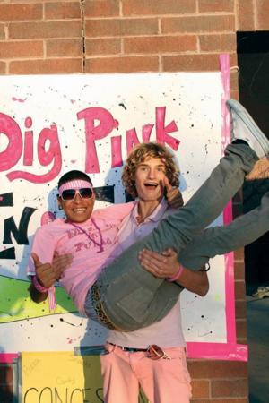 Dig Pink
