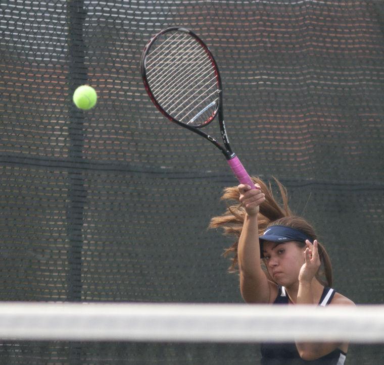 Tennis: DV vs Chaparral