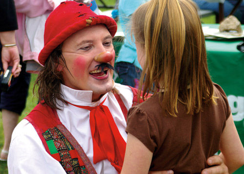 Zoppe: An Italian Family Circus