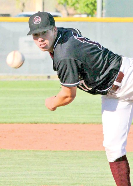 Pride's Rocha makes most of pitching start