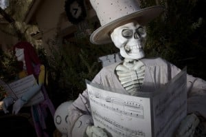 Halloween Display in Ahwatukee