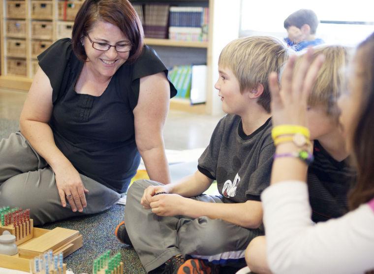 Best Elementary Middle School Teacher Desert Garden Montessori Teacher Receives High Honor