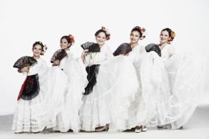 Hispanic dancers