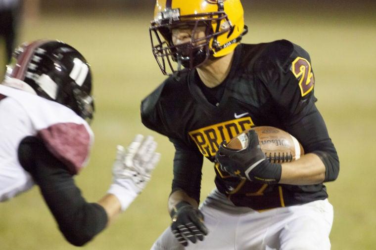 Football: MP vs Desert Ridge
