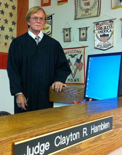 Clayton Hamblen submitted