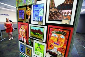 Kyrene art show