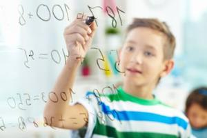 Create a positive environment around math