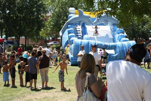 Chandler Summer Splash Festival