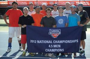Tennis Adult National Championships