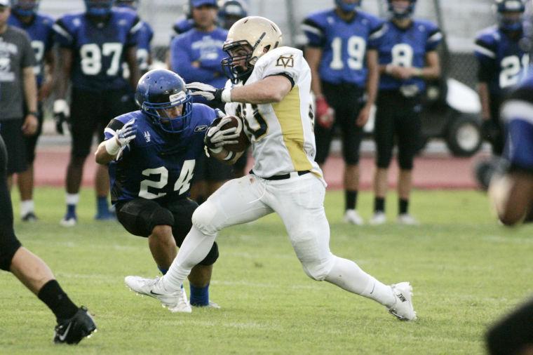 Football: DV vs Chandler