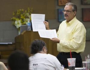 Proposed Patrol Reorganization Community Meeting