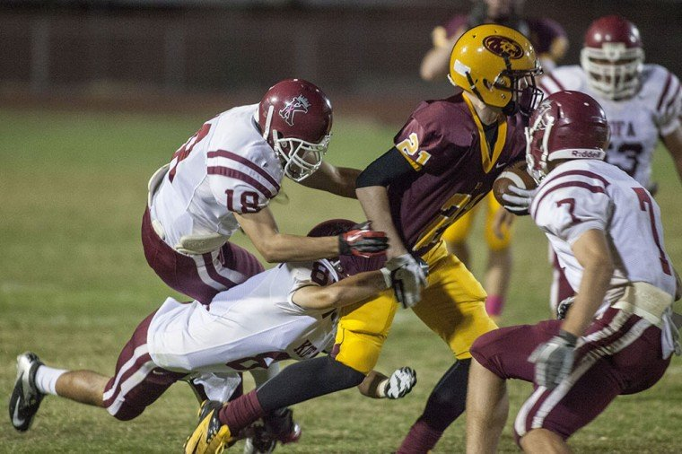 Football: MP vs Kofa